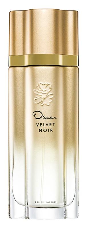 Oscar de la Renta Velvet Noir eau de parfum nőknek 100 ml