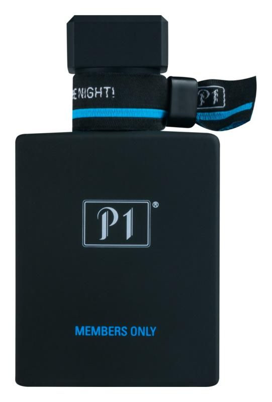 P1 Members Only Eau de Toilette Herren 50 ml