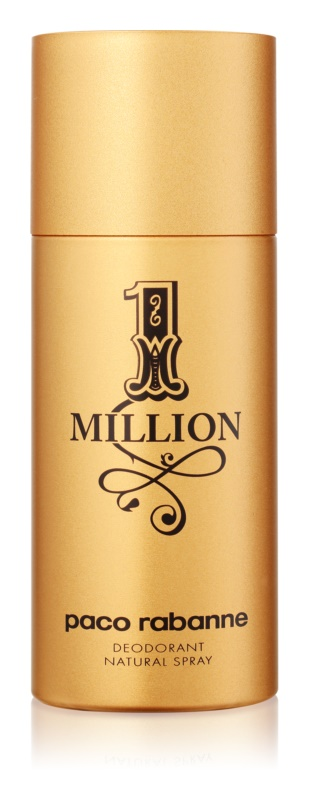 Paco Rabanne 1 Million deospray pro muže 150 ml