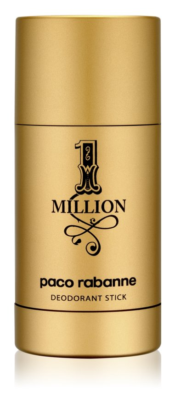Paco Rabanne 1 Million dezodorant w sztyfcie dla mężczyzn 75 ml
