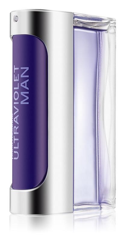 Paco Rabanne Ultraviolet Man Eau de Toilette para homens 100 ml