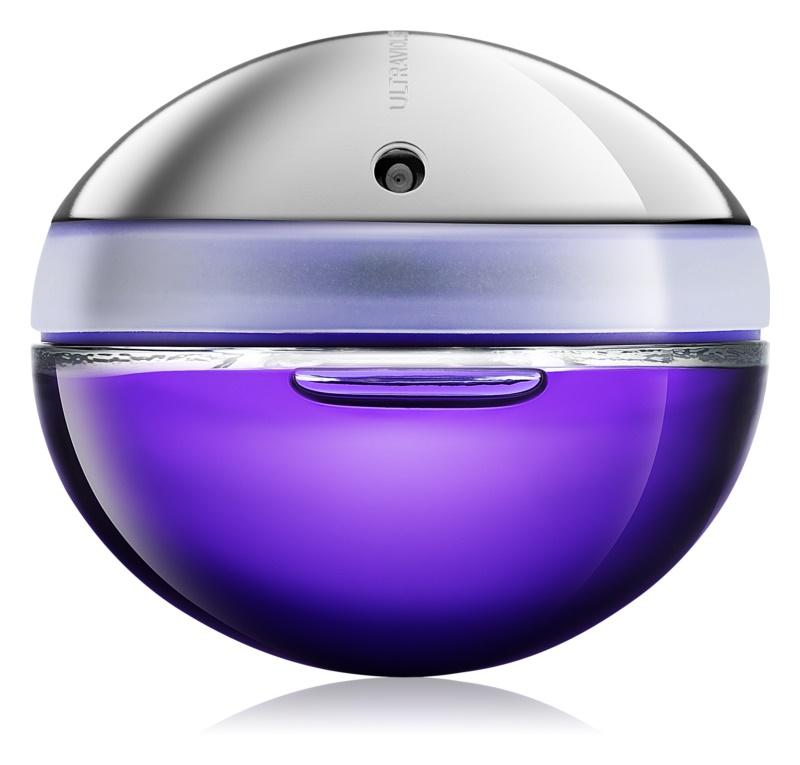 Paco Rabanne Ultraviolet Parfumovaná voda pre ženy 80 ml
