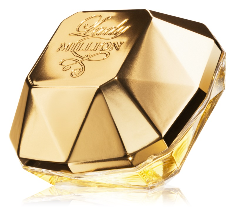 Paco Rabanne Lady Million eau de parfum pour femme 80 ml