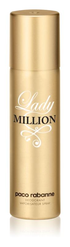 Paco Rabanne Lady Million deospray pentru femei 150 ml
