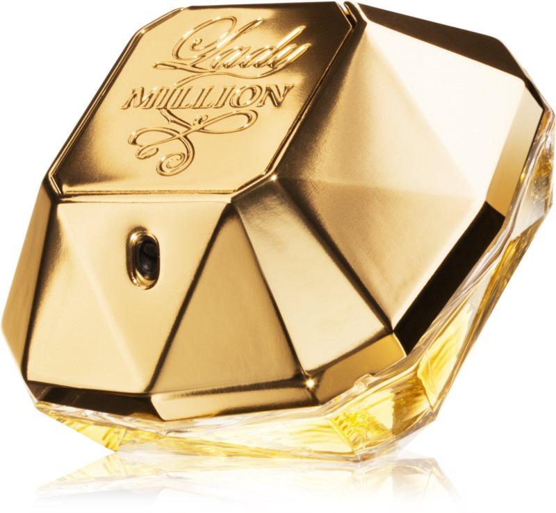 Paco Rabanne Lady Million Eau de Parfum voor Vrouwen  80 ml