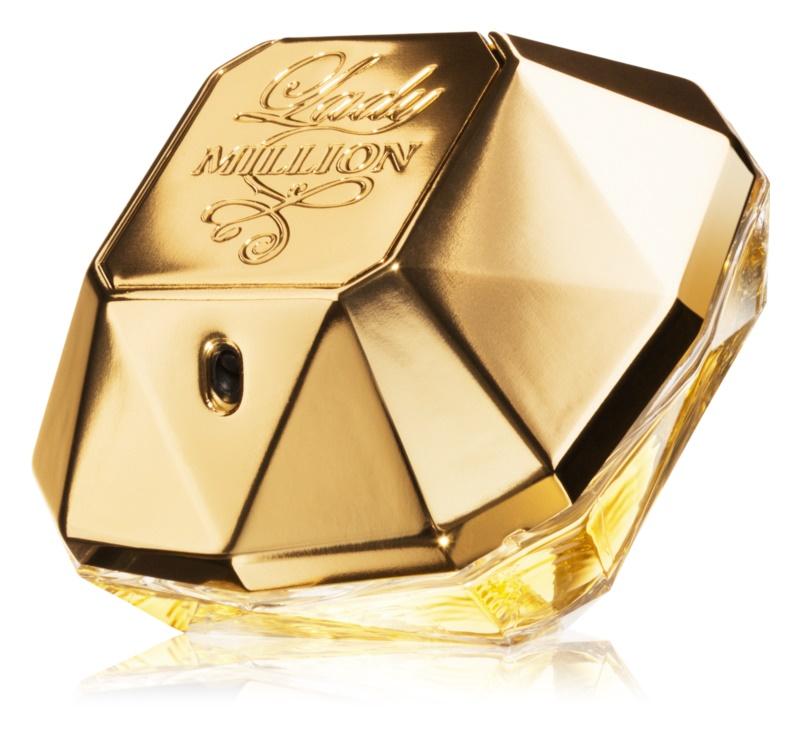 Paco Rabanne Lady Million parfémovaná voda pro ženy 80 ml