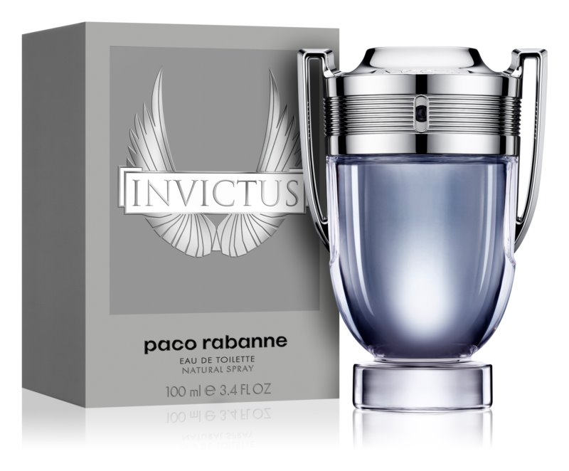 Paco Rabanne Invictus туалетна вода для чоловіків 100 мл