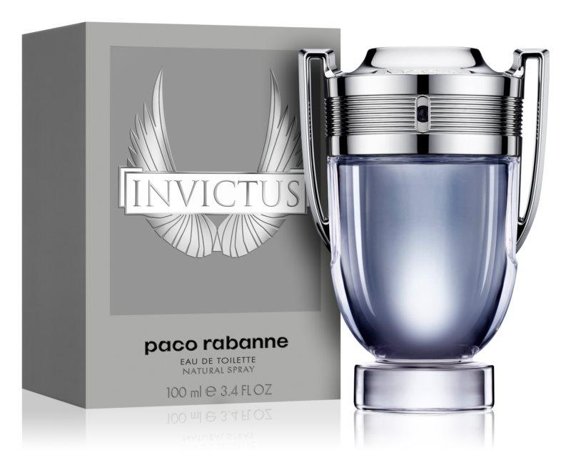 Paco Rabanne Invictus toaletná voda pre mužov 100 ml