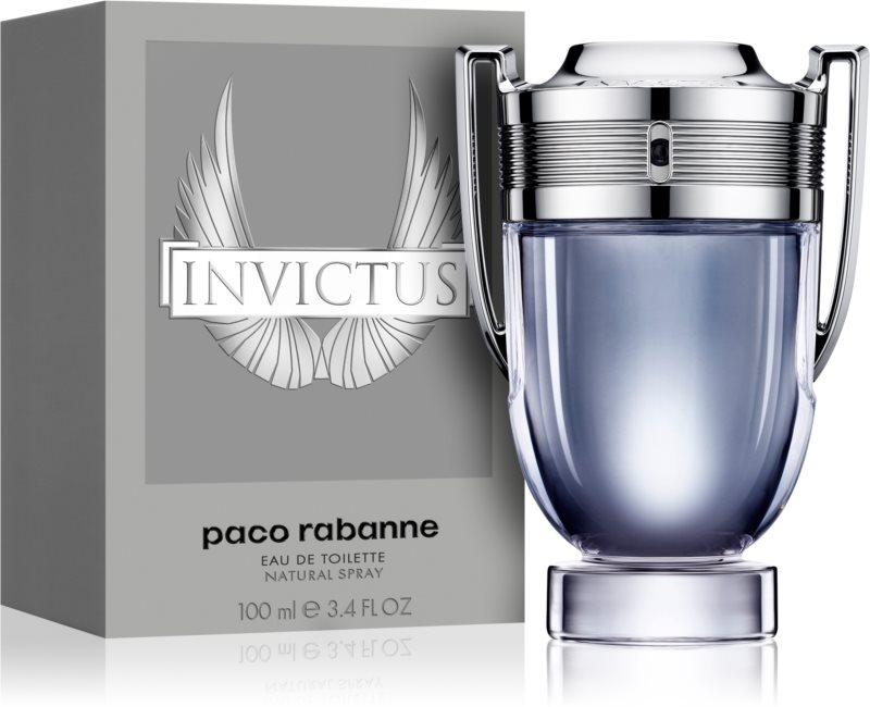 Paco Rabanne Invictus woda toaletowa dla mężczyzn 100 ml