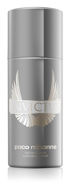 Paco Rabanne Invictus Deo Spray for Men 150 ml