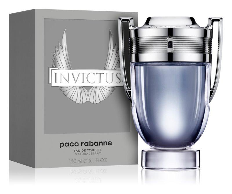 Paco Rabanne Invictus eau de toilette pour homme 150 ml