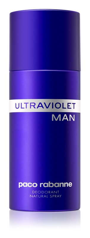 Paco Rabanne Ultraviolet Man Deo-Spray Herren 150 ml