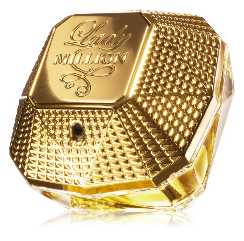 Paco Rabanne Lady Million Eau de Parfum Damen 80 ml limitierte Edition