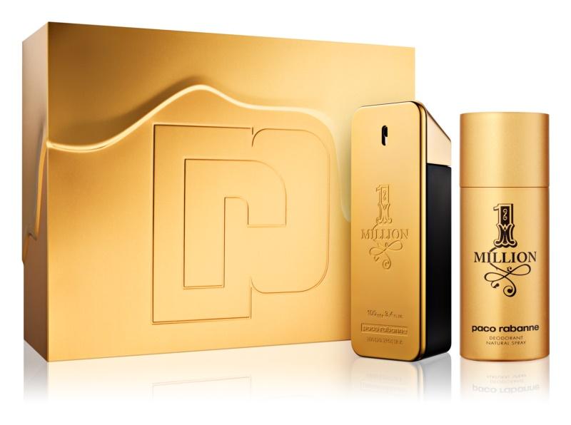 Paco Rabanne 1 Million Gift Set