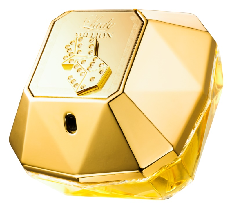 Paco Rabanne Lady Million Monopoly Eau de Parfum για γυναίκες 80 μλ