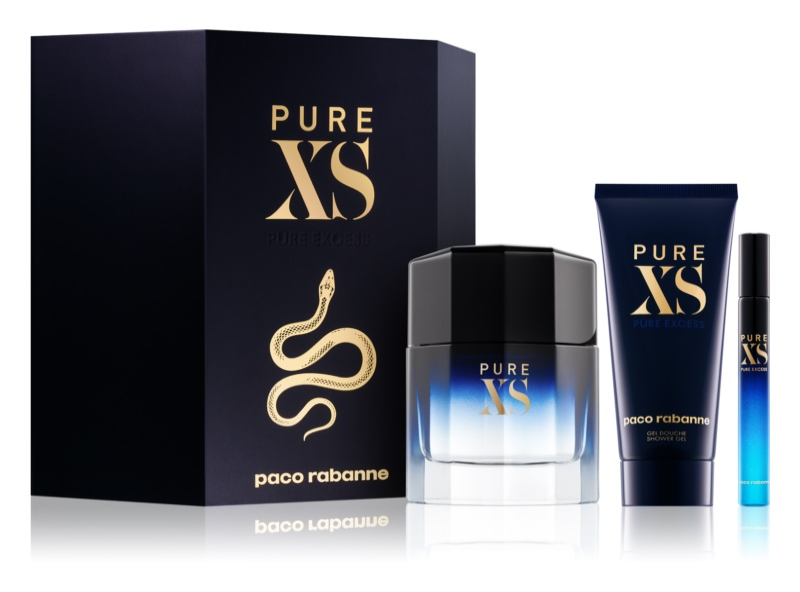 Paco Rabanne Pure XS darčeková sada II.