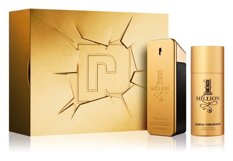 e71d068b79e Paco Rabanne 1 Million coffret cadeau II.