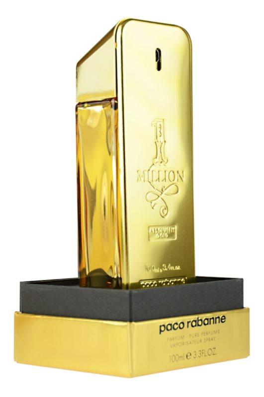 Paco Rabanne 1 Million Absolutely Gold perfumy dla mężczyzn 100 ml