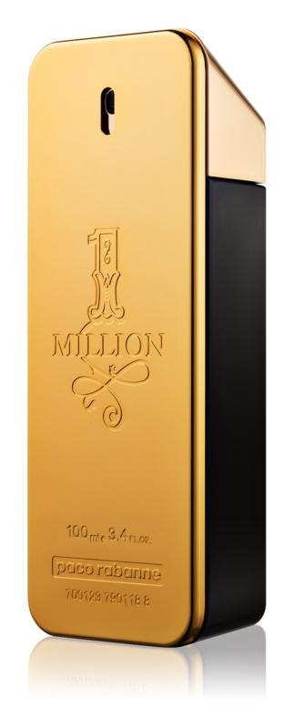 Paco Rabanne 1 Million Eau de Toilette für Herren 100 ml