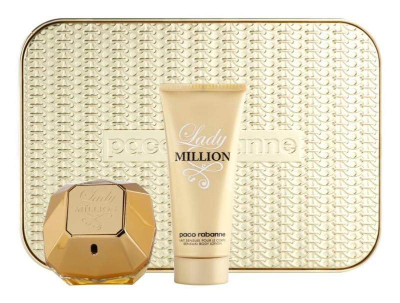 Paco Rabanne Lady Million coffret cadeau I.
