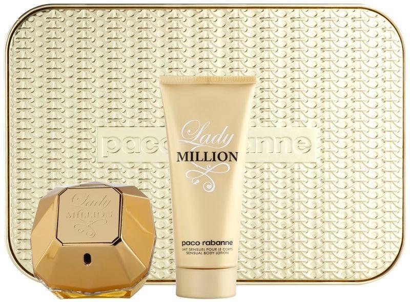 Paco Rabanne Lady Million Geschenkset I.
