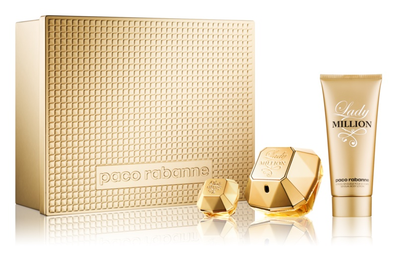 Paco Rabanne Lady Million Gift Set VIII.
