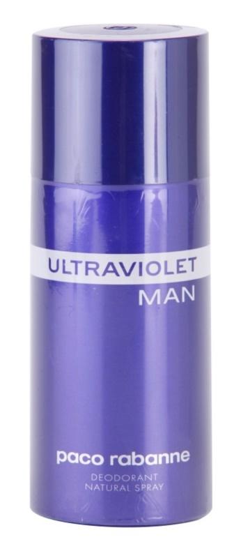 Paco Rabanne Ultraviolet Man dezodorant w sprayu dla mężczyzn 150 ml