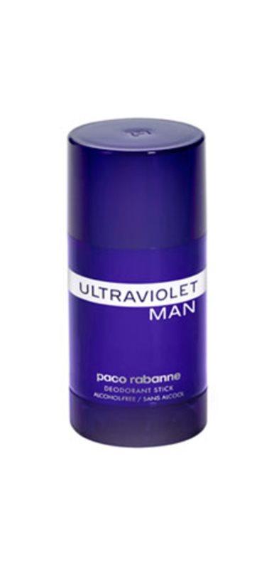 Paco Rabanne Ultraviolet Man dezodorant w sztyfcie dla mężczyzn 75 ml