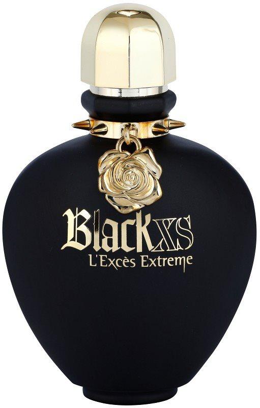 Paco Rabanne Black XS  L'Exces Extreme eau de parfum per donna 80 ml edizione limitata