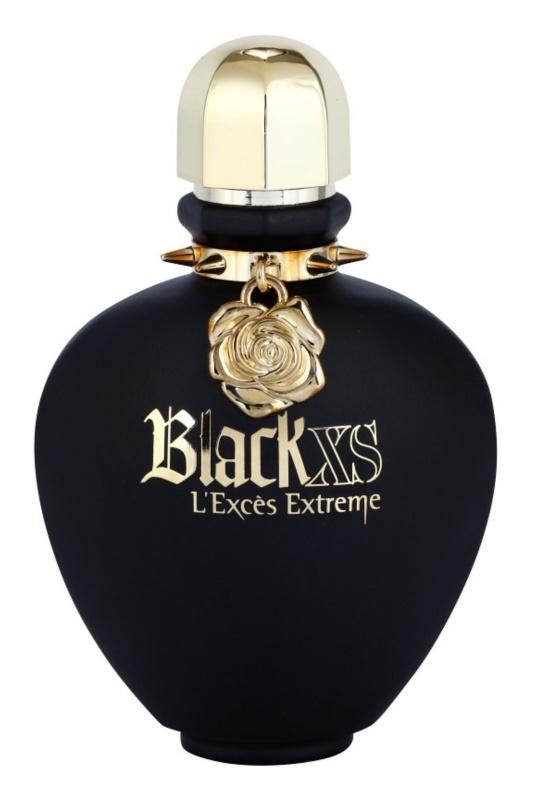 Paco Rabanne Black XS  L'Exces Extreme eau de parfum pour femme 80 ml edition limitée