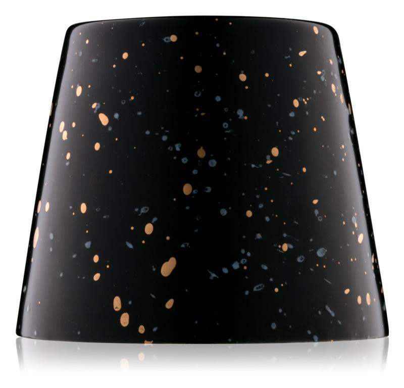 Paddywax Confetti Black Violet + Plumeria candela profumata 396 g