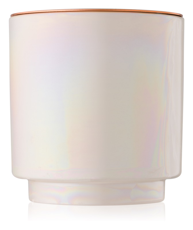Paddywax Glow Cotton & Teak vonná sviečka 481 g