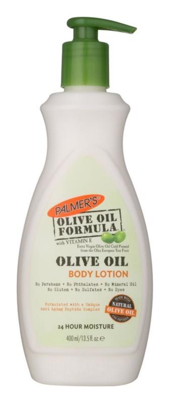 Palmer's Hand & Body Olive Butter Formula bálsamo corporal anti-edad