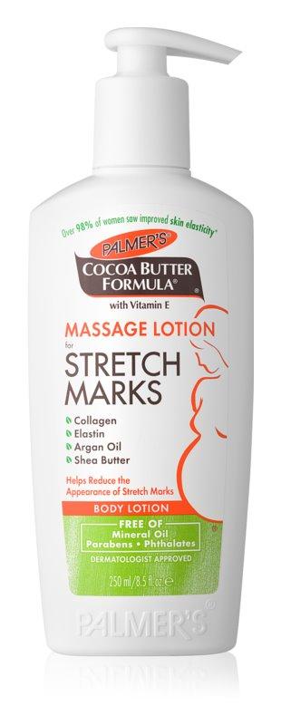Palmer's Pregnancy Cocoa Butter Formula leche para masaje antiestrías