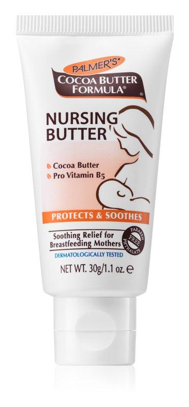 Palmer's Pregnancy Cocoa Butter Formula výživné máslo na bradavky pro kojící ženy