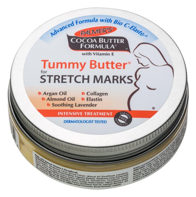 Palmer's Pregnancy Cocoa Butter Formula інтенсивне масло для тіла проти розтяжок