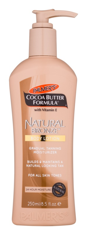 Palmer's Hand & Body Cocoa Butter Formula крем автозасмага для тіла для поступової засмаги