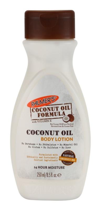 Palmer's Hand & Body Coconut Oil Formula зволожуюче молочко для тіла з вітаміном Е