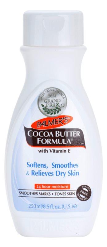 Palmer's Hand & Body Cocoa Butter Formula Balsam pentru corp cu efect calmat si hidratant pentru pielea uscata