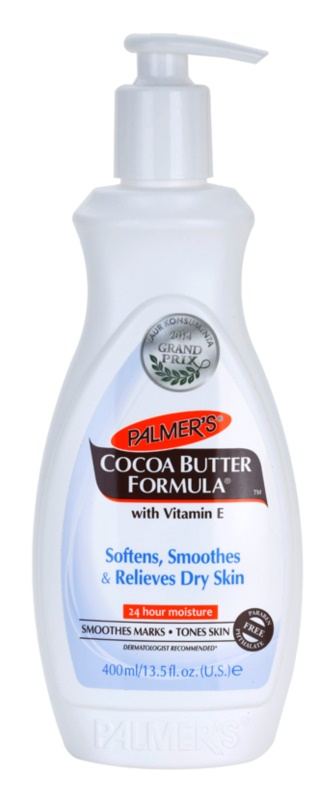 Palmer's Hand & Body Cocoa Butter Formula Softening Smoothing Body Balm for Dry Skin