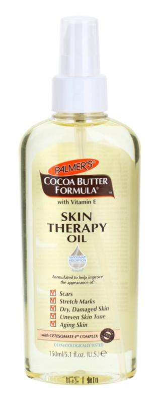 Palmer's Hand & Body Cocoa Butter Formula multifunkční suchý olej na tělo a obličej