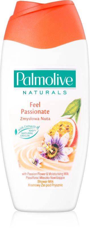 Palmolive Naturals Feel Passionate lotiune de dus cu efect hidratant cu aloe vera
