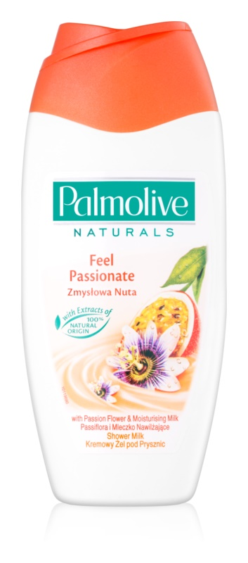 Palmolive Naturals Feel Passionate Moisturising Shower Milk With Aloe Vera