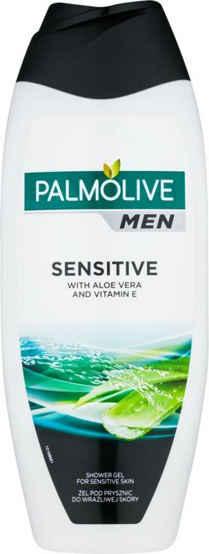 Palmolive Men Sensitive gel de ducha para hombre
