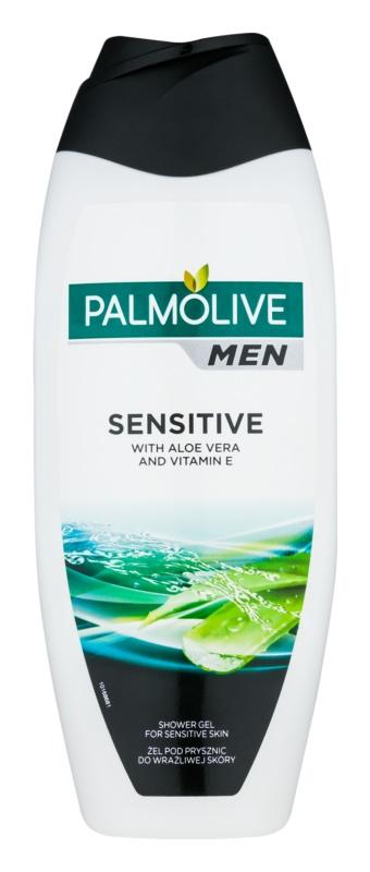 Palmolive Men Sensitive гель для душу для чоловіків