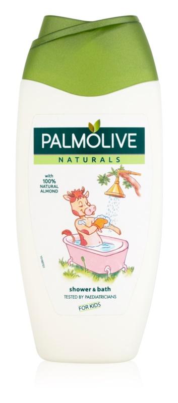 Palmolive Naturals Kids żel do kąpieli i pod prysznic dla dzieci