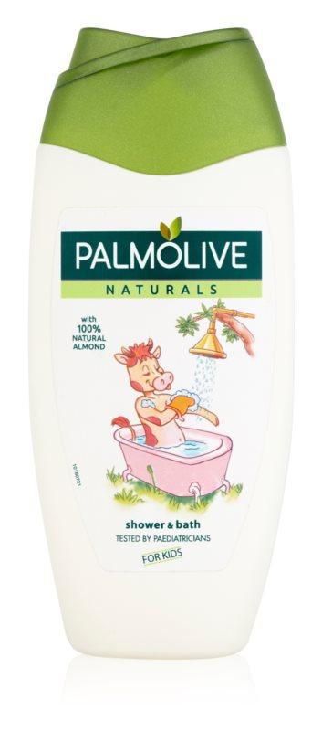 Palmolive Naturals Kids гель для душа та ванни для дітей