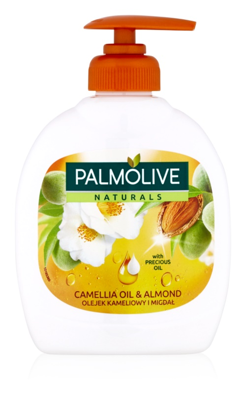 Palmolive Naturals Camellia Oil & Almond Hand Soap