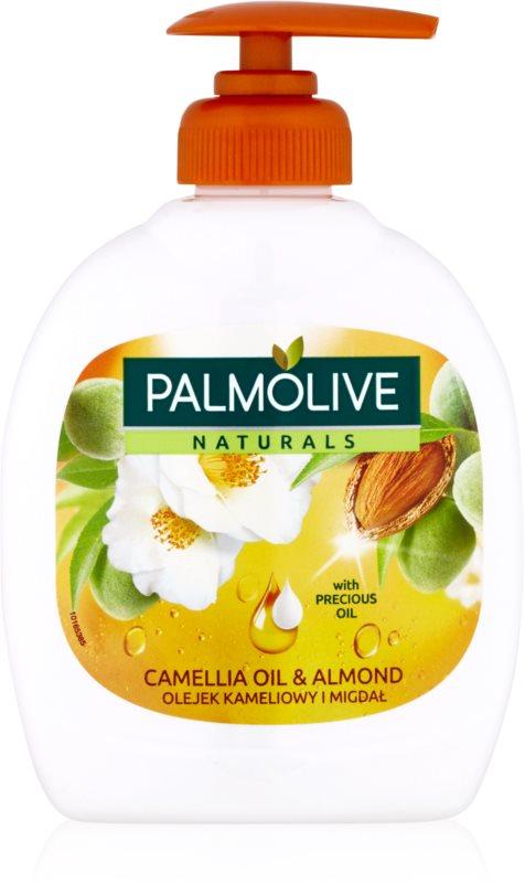 Palmolive Naturals Camellia Oil & Almond tekoče milo za roke