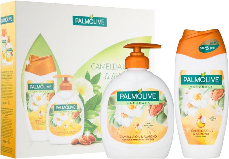 Palmolive Naturals Camellia Oil & Almond Cosmetic Set II.